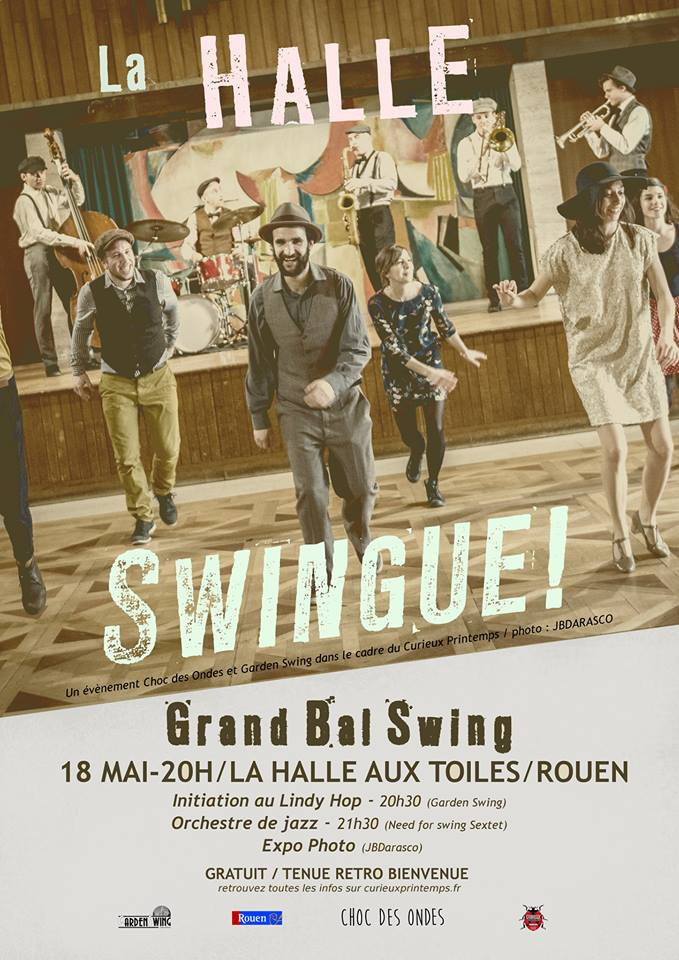 La Halle Swingue